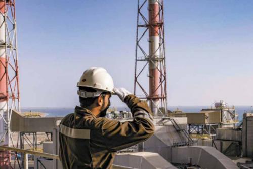 Компания Саудовской  Аравии начинает первый  этап строительства  ТЭС в  Узбекистане.